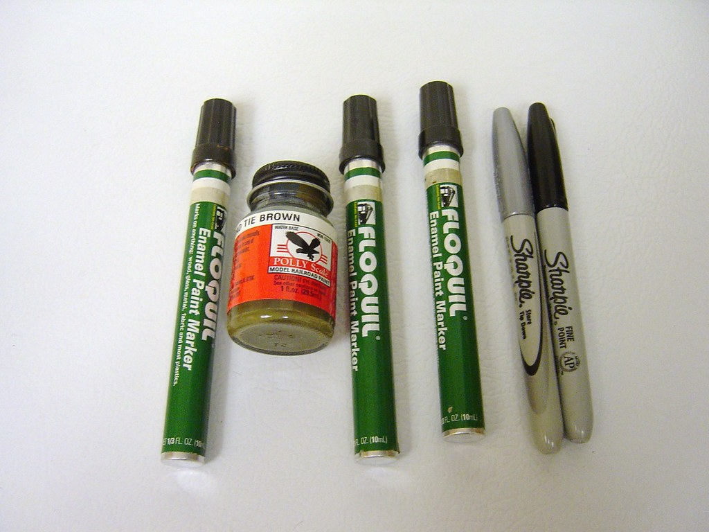 Basic Weathering Products | These are some of the tools I us