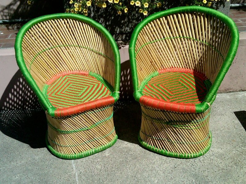 Indian Wicker Chairs These Wicker Chairs Are New From Anth Flickr
