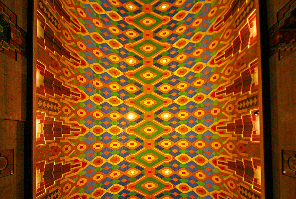 Lobby Ceiling, Guardian Building, Detroit | Flickr - Photo Sharing!