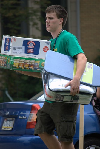 Move-in | by Allegheny College