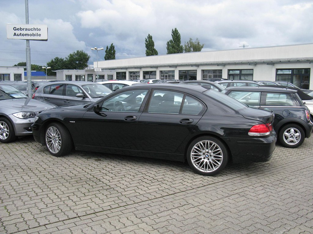 bmw 7 series e65 bmw niederlassung hamburg nakhon100 flickr. Black Bedroom Furniture Sets. Home Design Ideas