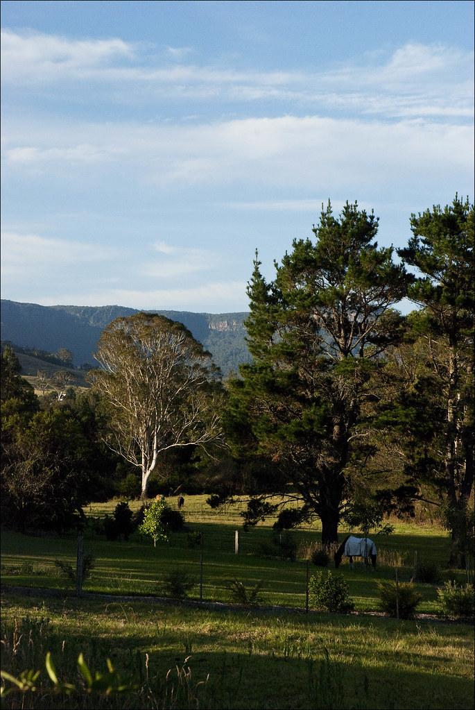 Kangaroo Valley Views Bed And Breakfast