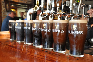 Guinness lineup | by Flapweb