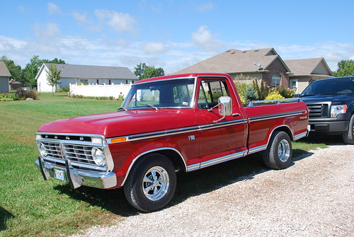 1974 Ford Ranger | with a 460 under the hood... | Matthew ...