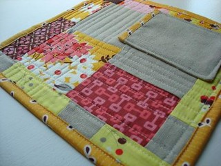 Mug Rug Quilting | by That Girl, That Quilt