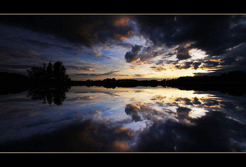 The Perfect Reflection | by LundbergsFoto