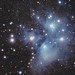 M45 Pleiades (The Seven Sisters)
