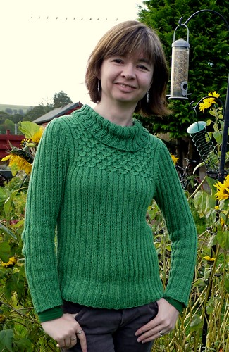 Smock Top Sweater | by North Sea Knitter