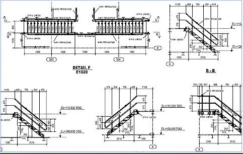 Steel Detailing Drawings Structural Steel Detailing