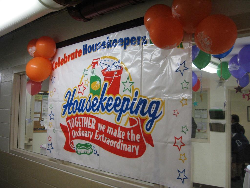 Housekeeping Appreciation Week 2010 | Flickr