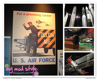 Dayton Air Force Museum Mosaic 3 - September 2010 | by Jessie {Creating Happy}