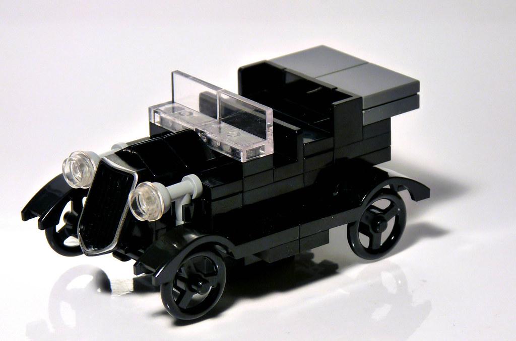 3330 Lego Store Opening Commemorative Set Classic Car Flickr