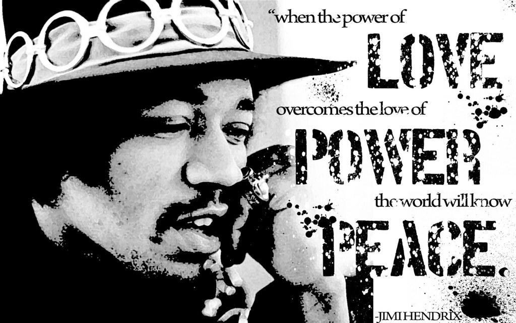 Jimi Hendrix Quotes Wallpaper Jimi Hendrix Quote Poster