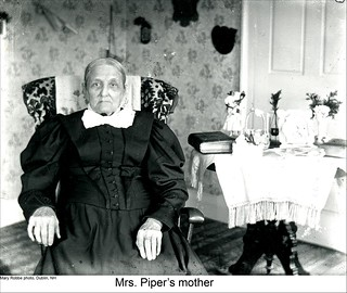 """Mrs. Piper's Mother"" of Dublin New Hampshire 