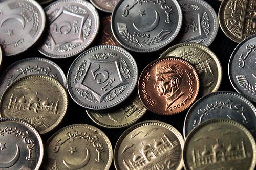 Rupee ,Currency of Pakistan ( Coins ) | by amir taj