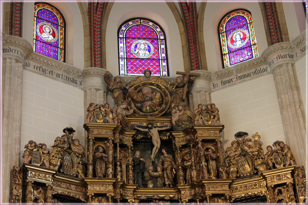 Resultado de imagen de capilla del obispo de madrid