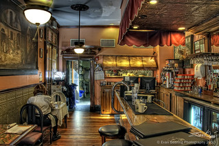 'The Old Coffee Pot' bar and kitchen, New Orleans | by Evan Gearing (Evan's Expo)