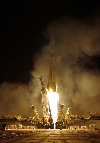 Expedition 25 Launch (201010080002HQ) (explored) | by NASA HQ PHOTO