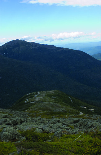 Mt. Madison and the curves of the road | by Mt.Washington Auto Road