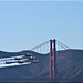 Blue Angels at The Golden Gate