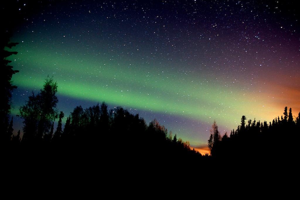 Alaska >> Aurora 15 October 2010 | My last evening aurora spotting. Th… | Flickr