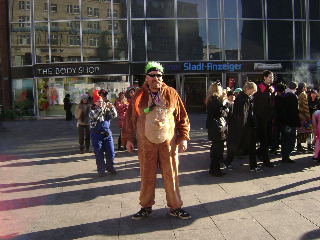 Colonia 2011 Carnaval en Colonia 2011