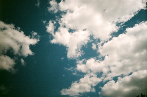 clouds | by homecomingg