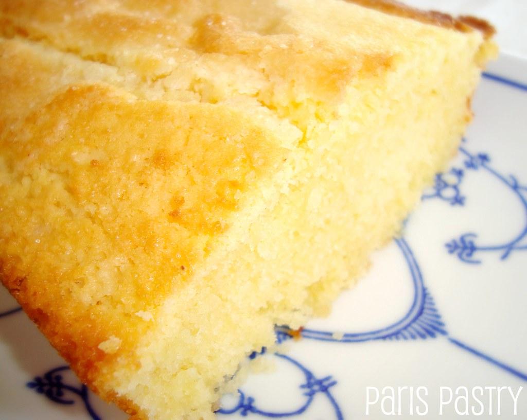 Madeira Cake Pound Cake