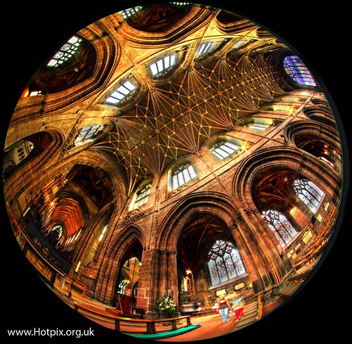 Chester Cathedral, Cheshire UK | by @HotpixUK -Add Me On Ipernity 500px