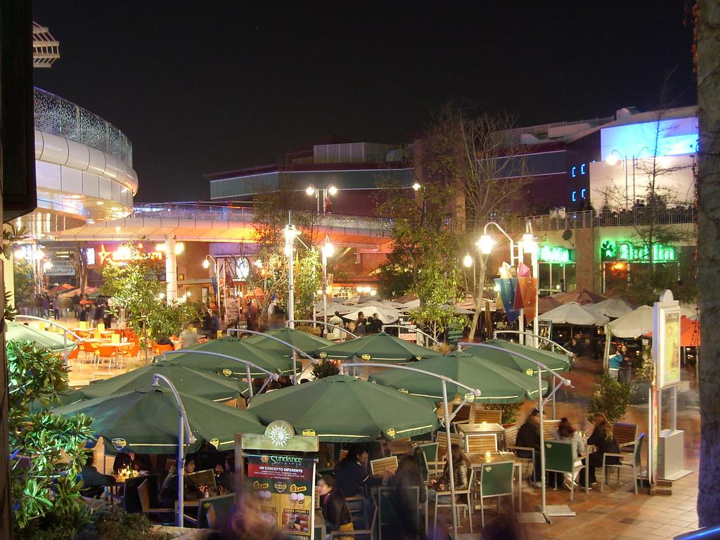 las terrazas mall plaza vespucio un simple viernes por