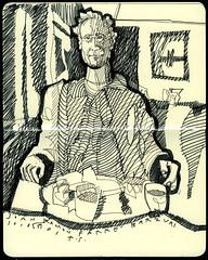 10.0901 Joan Ramon Farré Burzuri for JKPP by Timothy Schorre