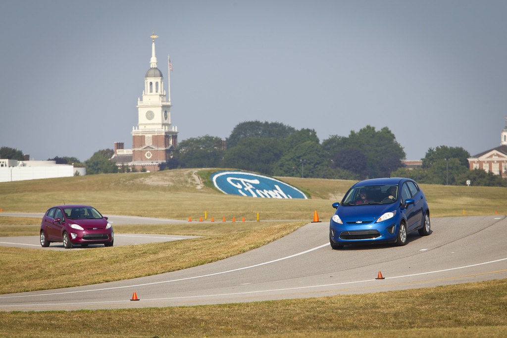Ford Test Track 5 Ford Motor Company Flickr