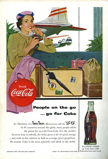 Coca-Cola Oct 1954_NG_tatteredandlost | by tattered_lost