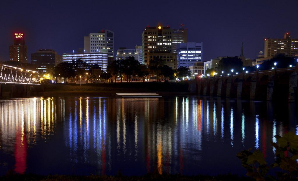 Bridge Street Auto >> Harrisburg Skyline   This is similar to a photo I uploaded e…   Flickr