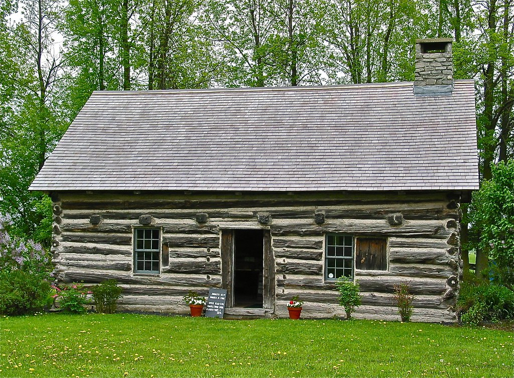 Hyde Log Cabin State Historic Route