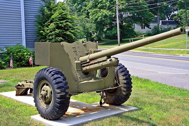 German 50 Mm Anti Tank Gun: American WWII 37mm Anti Tank Gun M3