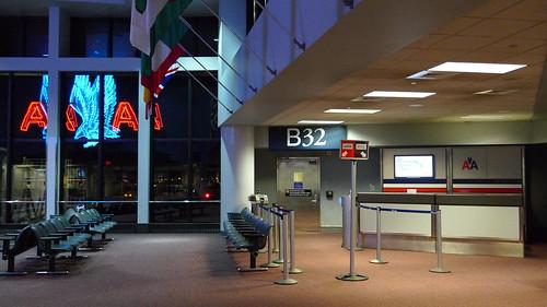 Gate B32 In Boston Nine Years Later Gate B32 In