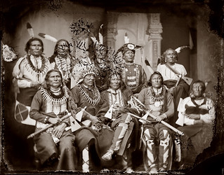 Group of American Indians | by bennetthall