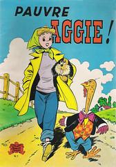 N°1  pauvre Aggie!