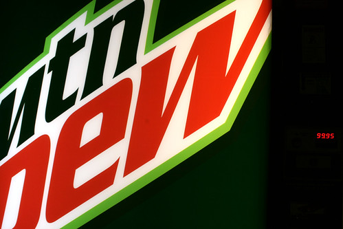 Most expensive Pepsi, now most expensive Mountain Dew | by quinn.anya