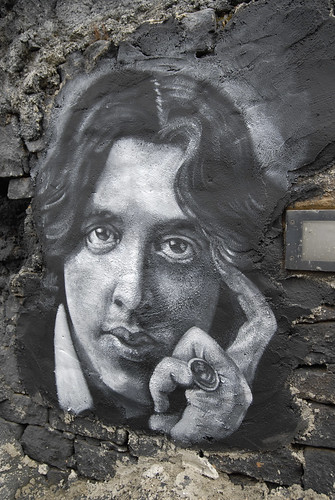 Oscar Wilde painted portrait _DDC0268 | by Abode of Chaos