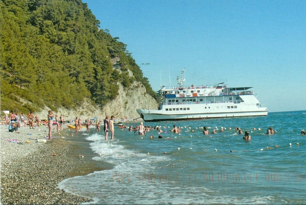 krasnodar beach