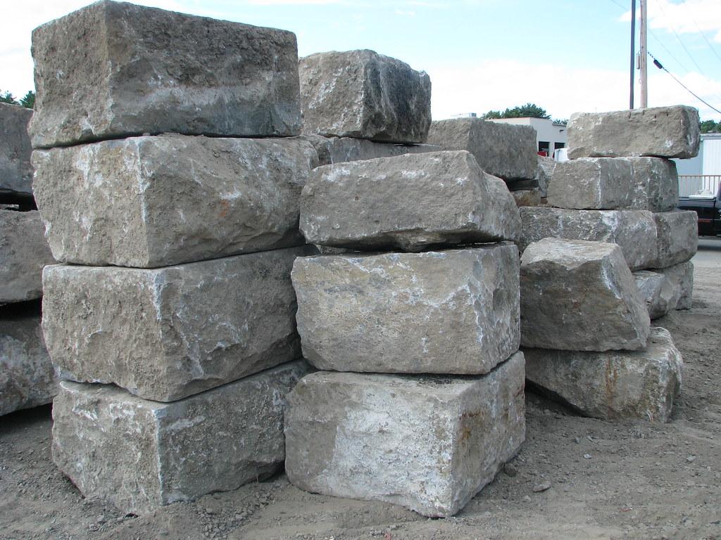Granite Foundation Blocks : Antique granite bridge and foundation block flickr