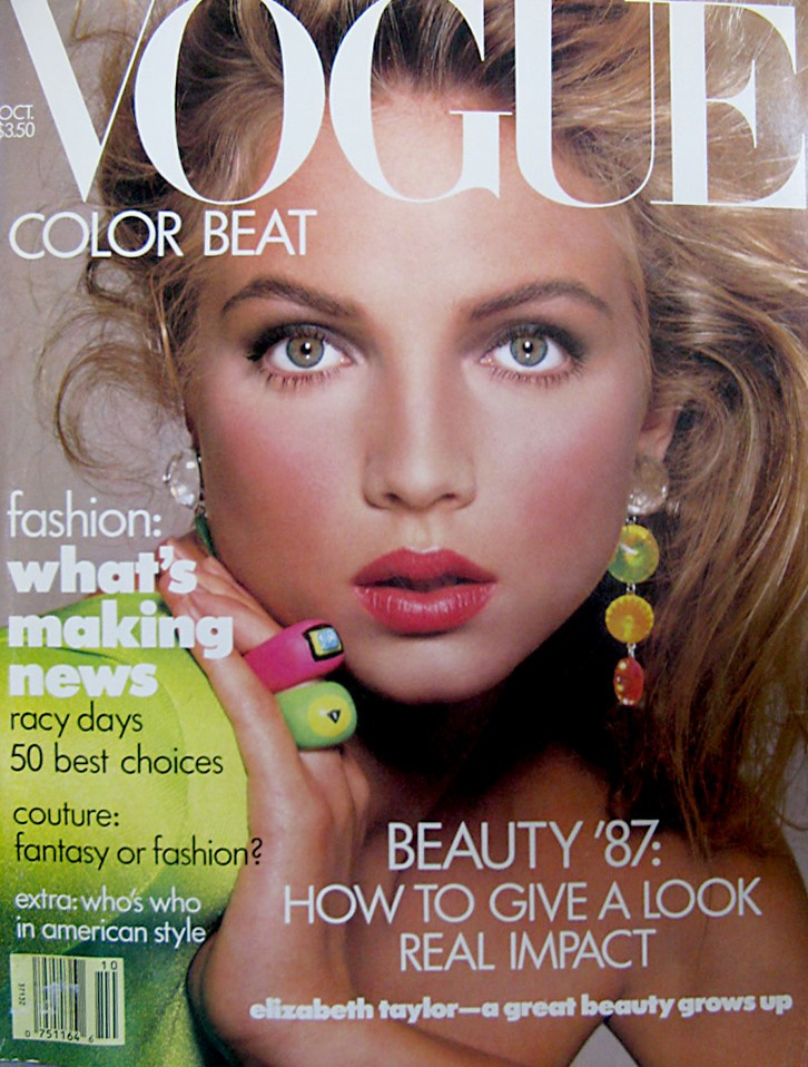 Covers Magazines Vogue