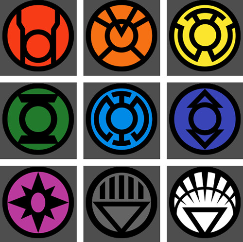 All Different Types Lantern Rings