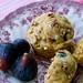 fresh fig, orange, and pecan muffins