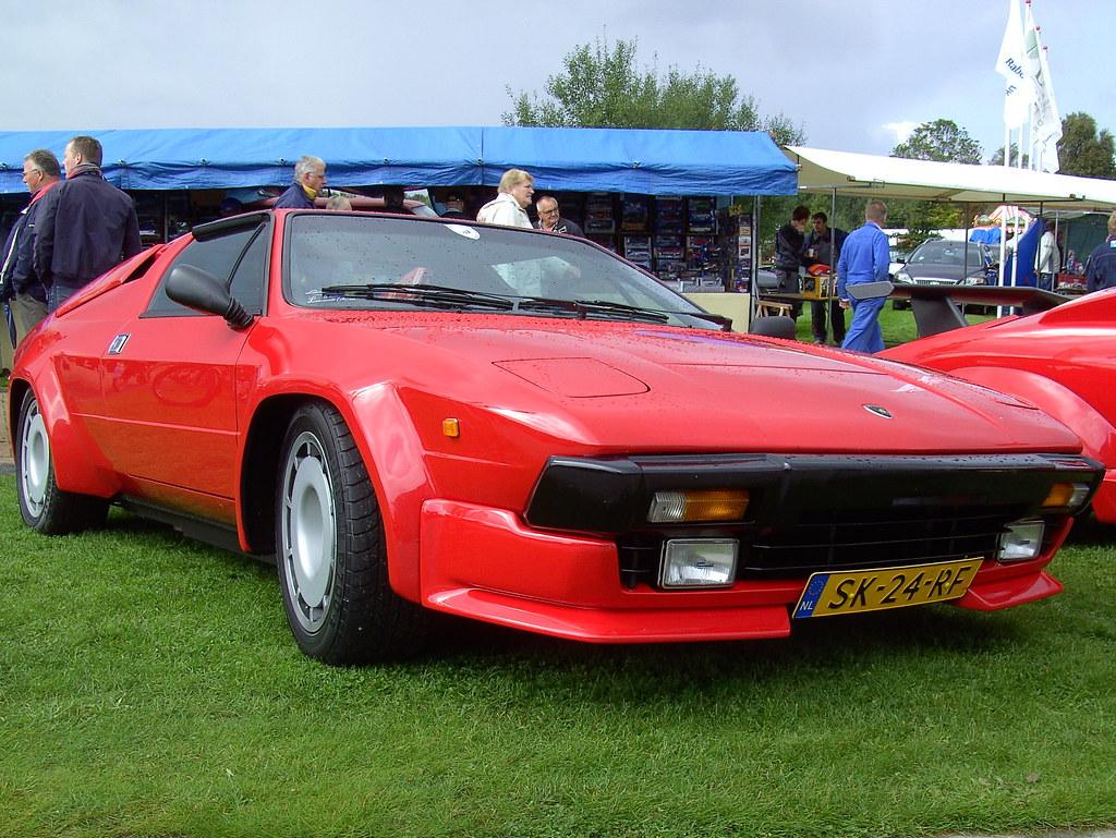 1987 Lamborghini Jalpa David Van Mill Flickr
