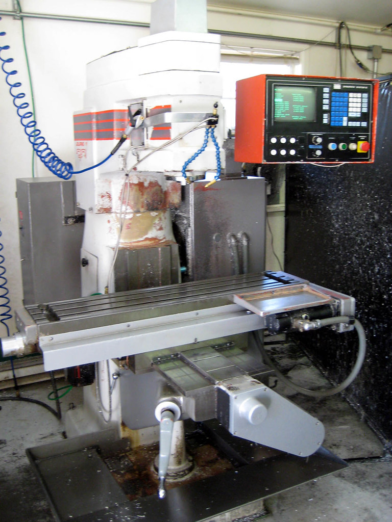 Tree 325 Journeyman Cnc Mill For Sale This Is An Early