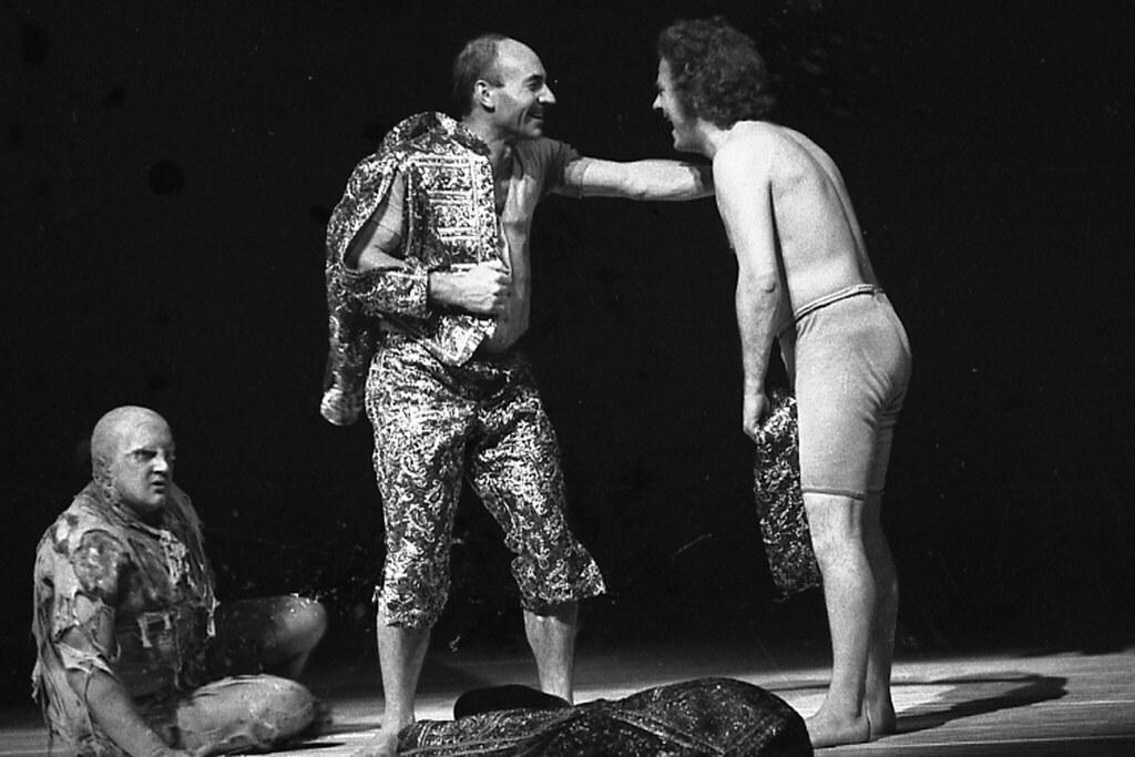 Caliban and trinculo essay