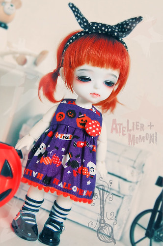 Halloween - Lati Yellow - Explored - | by Lola · Atelier Momoni +